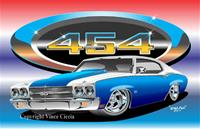 """454 Chevy SS"""
