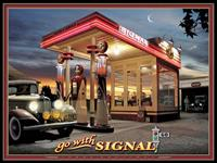 """Go With Signal Gas"""