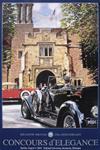 """2003 Meadow Brook Concours d'Elegance Poster"""