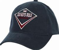 "Caps: ""Classic Diamond Ball Cap"""