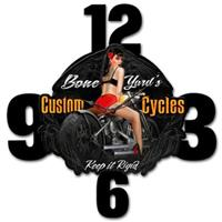 """Bone Yard Custom Cycles"""