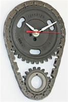 """Chevy Engine Timing Chain and Gear Wall Clock"""