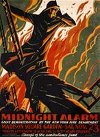 """FDNY Fire Fighter Midnight Alarm"""